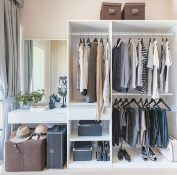 Closet Organization by Clara Cleaning Services, LLC