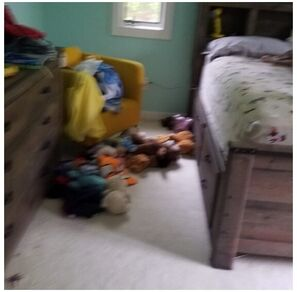 Before & After House Cleaning in Danbury, CT (1)
