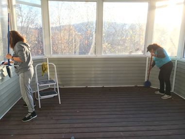 Hardwood Floor Cleaning in New Canaan, CT (1)