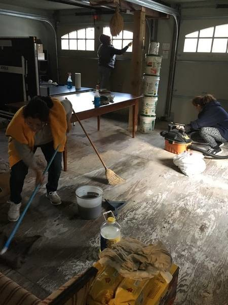Garage Cleaning in Pound Ridge, NY (1)